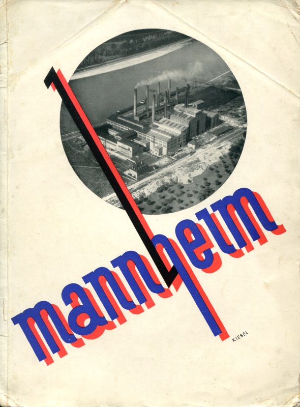 Report on City Services -- edited by Johannes U. Höber, Mannheim, 1929