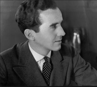 Edward R. Murrow around the time he ran the Emergency Committee in Aid of Displaced German Scholars, 1933-35.
