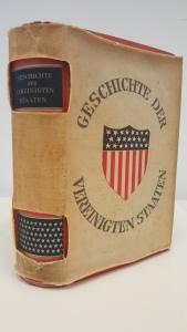 Firmin Roz, Geschichte der Vereinigten Staaten, Leipzig, 1930.