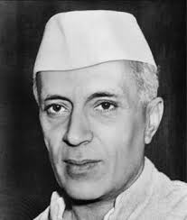 Jawaharlal Nehru, Prime Minister of India, 1947-1964.