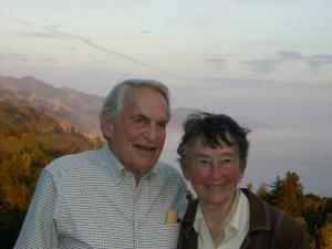 Susanne Hoeber Rudolph and Lloyd Rudolph, India, 2012