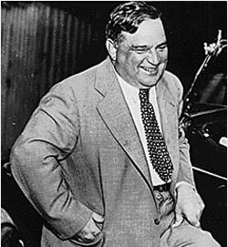Fiorello H. LaGuardia, Mayor of New York.